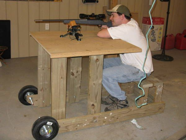 it actually took me 2 hours and 6 beers for me to build this. i had no plans, just an idea of what i needed to do and it works great. the ...