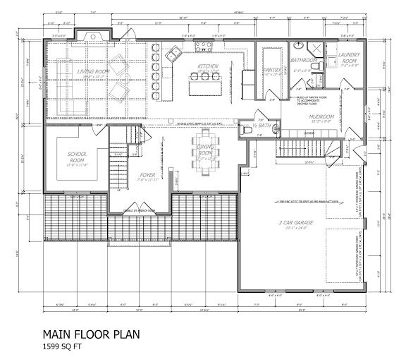 Kitchen Utility Room Layout: LOVE This Layout. I've Always Wanted A Mudroom/laundry