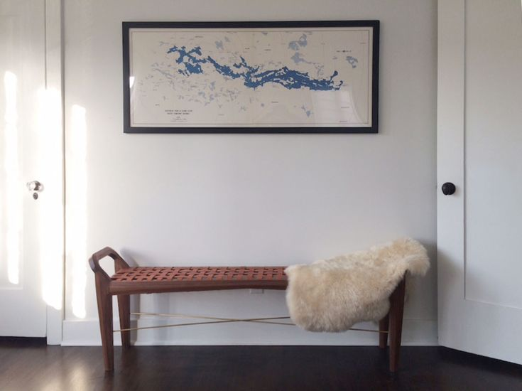 Bench Custom Made Wood Furniture Maker  Brooklyn Handmade NYC — Urban  Homecraft