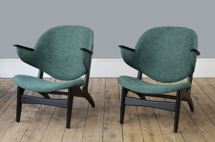 Danish Armchair by Carl Edward Matthes – Forest London
