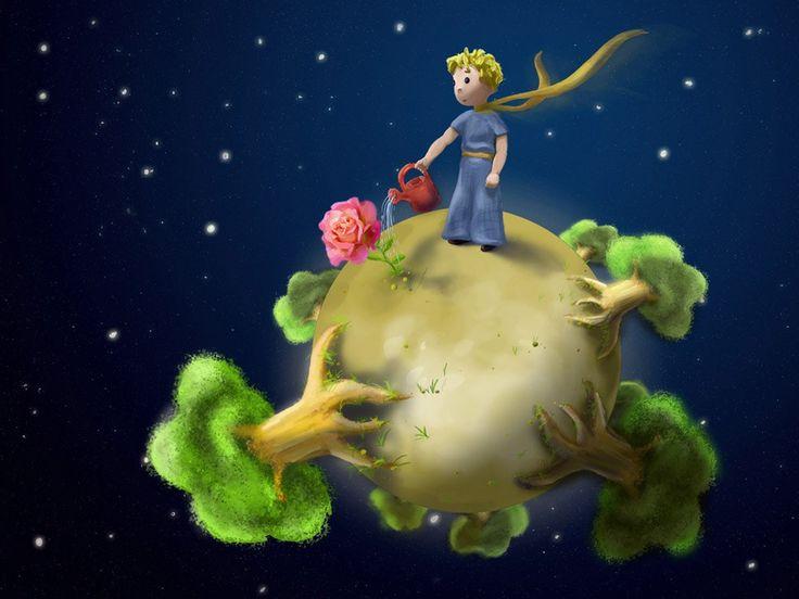 """Правила жизни Маленького принца. «Маленький принц» – легендарное произведение французского писателя Антуана де Сент-Экзюпери. Эта детская сказка для взрослых была впервые опубликована в 1943 году, с тех пор в мире нет человека, который бы не знал ее главного героя – мальчика с золотыми волосами. Предлагаем вашему вниманию подборку цитат из """"Маленького принца"""""""