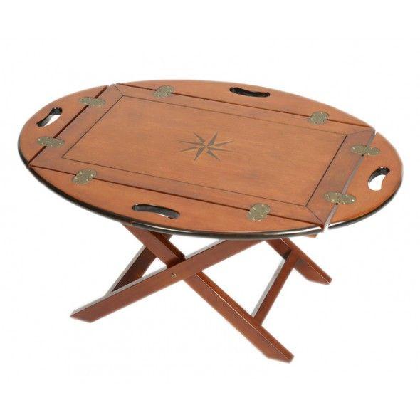 Epingle Par Alain Granger Sur Meubles Marins Table Basse Ovale Mobilier De Salon Table Et Chaises