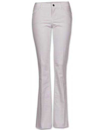 Cambio Lola Damen Jeans weiß