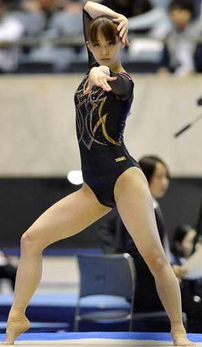 【美人すぎる体操選手】田中理恵(24)が初の五輪確実に NHK杯初日首位発進で まとめちゃんねる