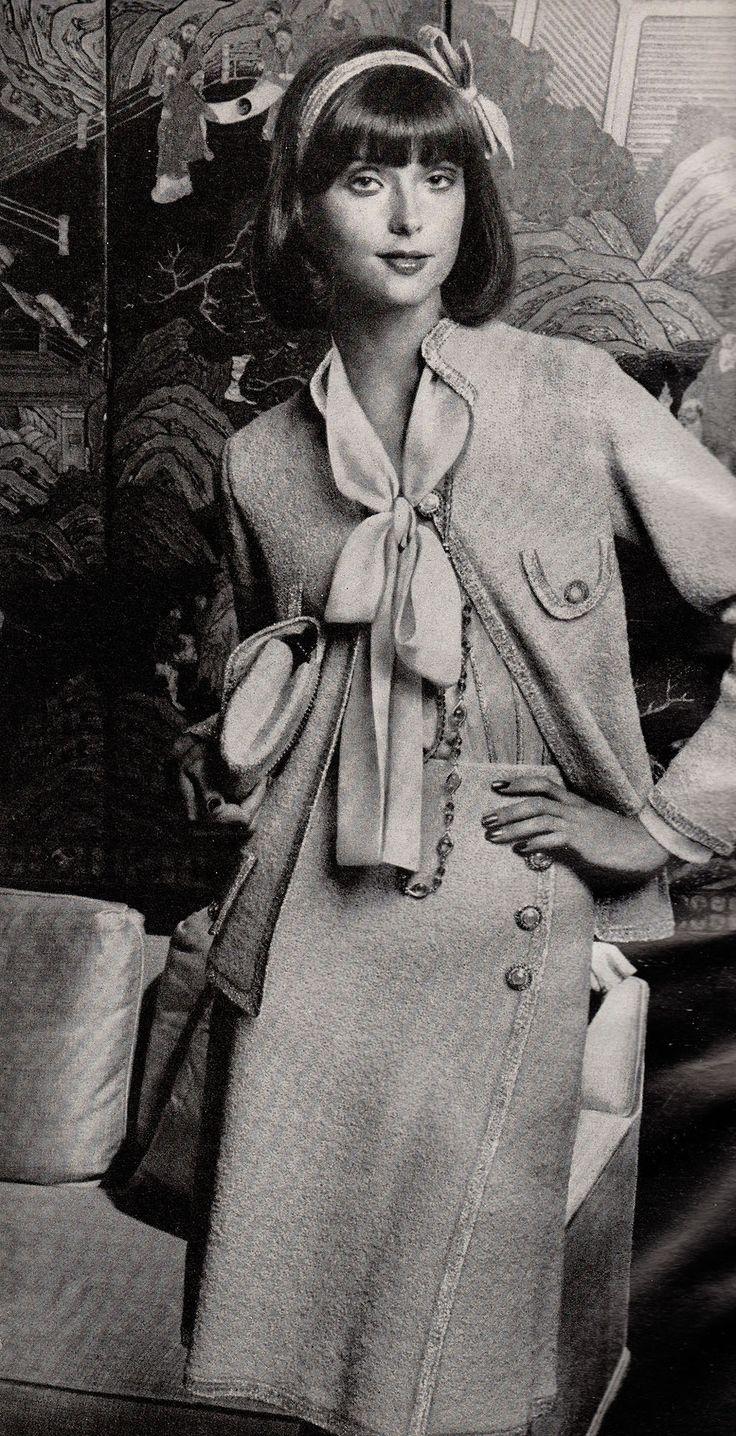 Adolfo, Vogue US - September 1973