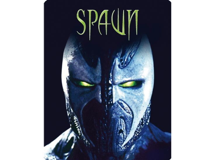 Spawn (1997) Blu-ray Steelbook