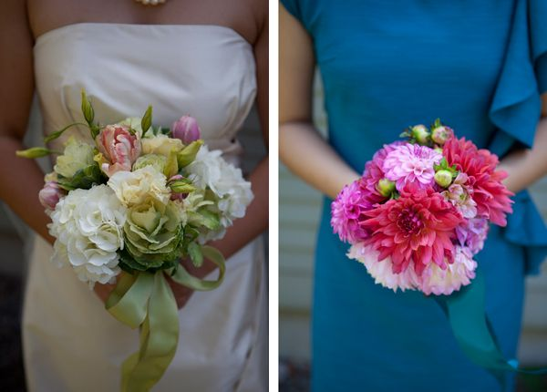 bridesmaid-brightly-colored