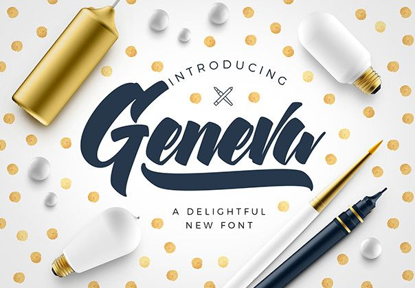 Geneva font #katespadeinspired #style #font