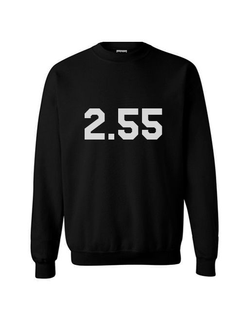 '2.55' Sweater - Fashaves.com