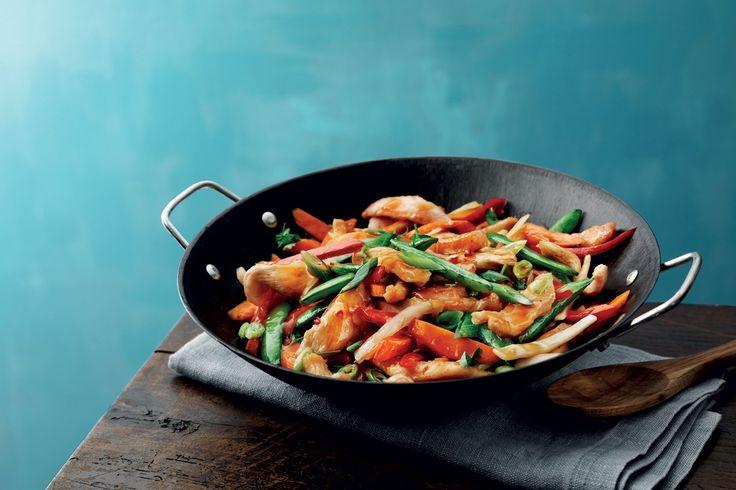 Soy & Sweet Chili Wok