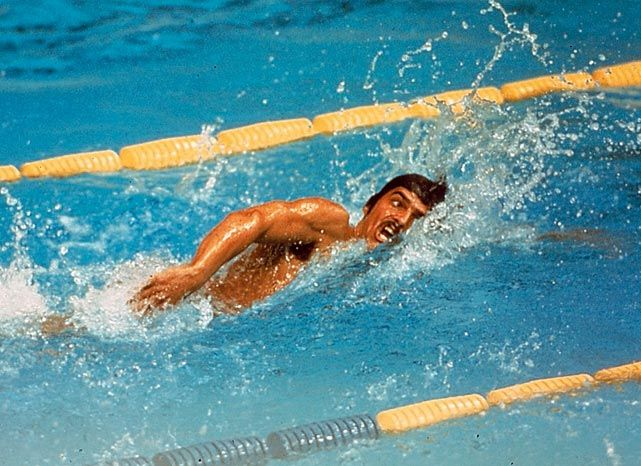 25 Best Ideas About Mark Spitz On Pinterest Phelps Swimmer Beijing 2008 Olympic Swimmers And