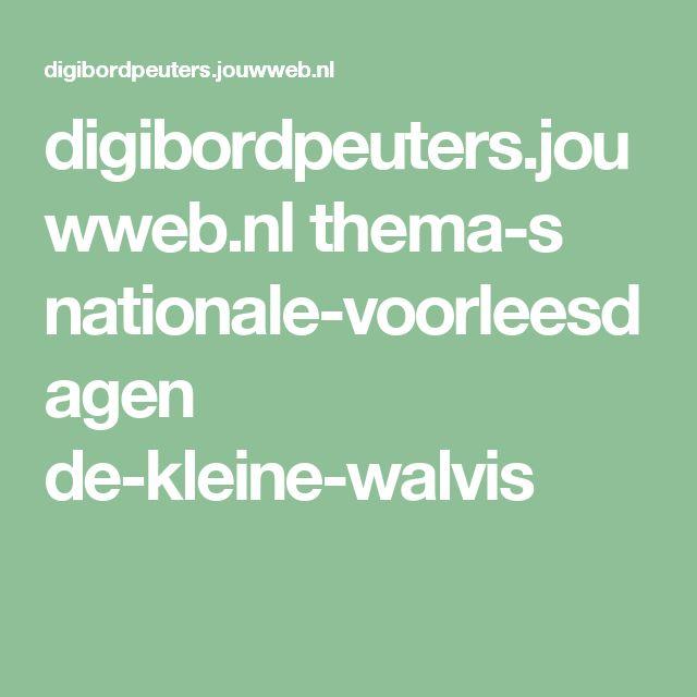 digibordpeuters.jouwweb.nl thema-s nationale-voorleesdagen de-kleine-walvis