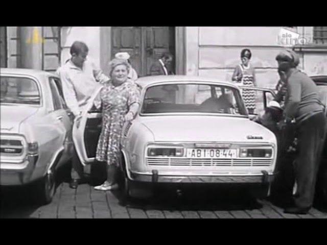 Hogo-fogo Homolka-film czechosłowacki(1970)