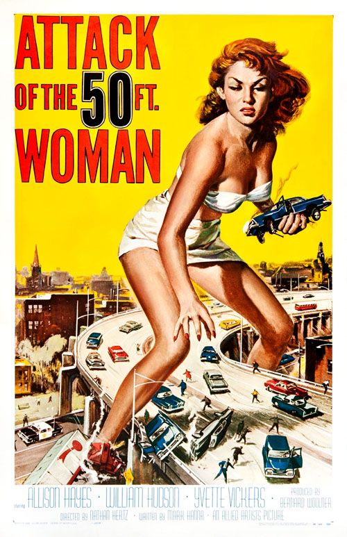 sci fi movie posters 1950s - Google Search