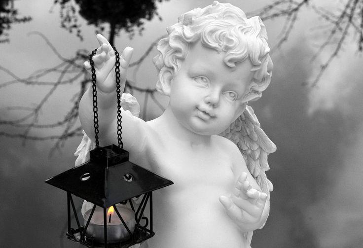 Angel, Figura Anioła, Symbol, Angel Wings, Twarz Anioła