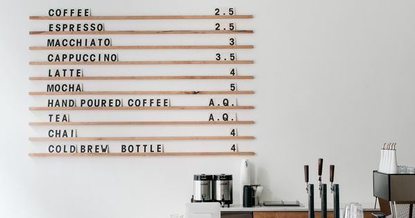 passenger coffee cafe interior design — explore our parcels of elevated essentials @ minimalism.co