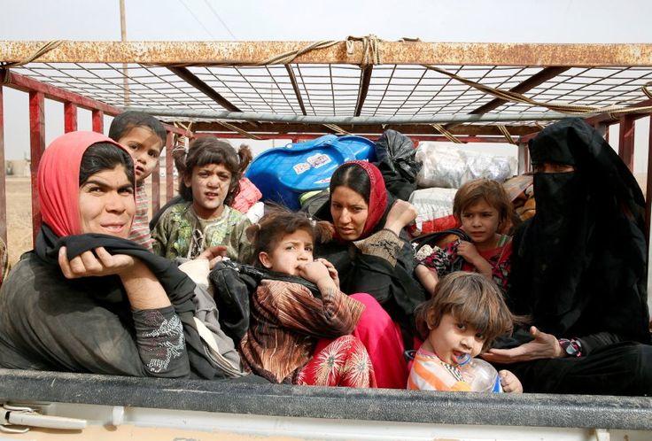 Hilfsorganisationen rechnen damit, dass in den kommenden Wochen und Monaten...