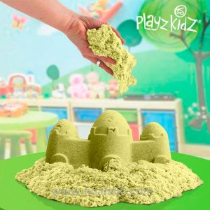 OUTLET Arena Moldeable para Niños Playz Kidz (Sin Embalaje) - 5,55 €   ¡Traslada la playa a casa con laarena moldeable para niños Playz Kidz! Un regalo perfecto para sorprender a los más pequeños, que disfrutarán de lo lindo creando todo tipo de castillos y...  http://www.koala50.com/pequenas-rozaduras/outlet-arena-moldeable-para-ninos-playz-kidz-sin-embalaje