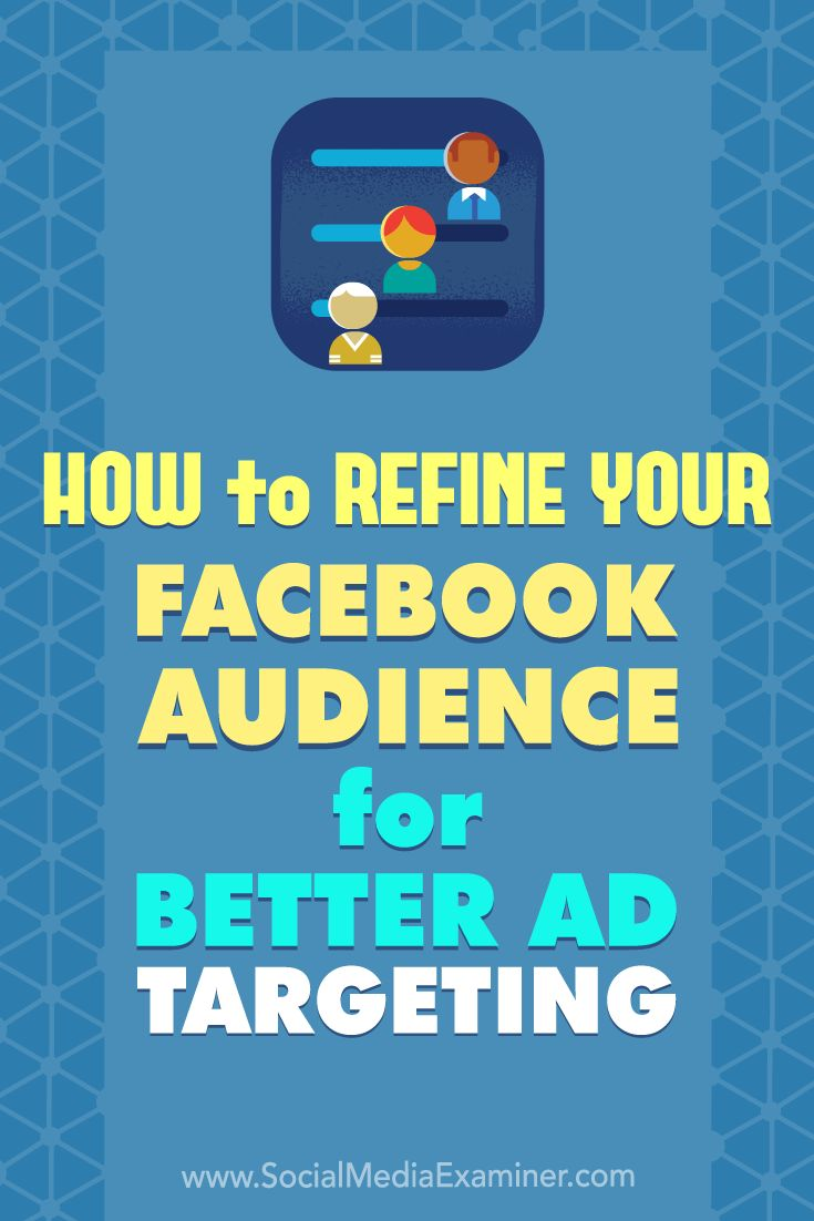 Refining your Facebook audience options will help you reach the right audience without wasting ad spend.  In this article, you'll discover how to build three valuable Facebook custom audience segments and analyze them with Audience Insights.