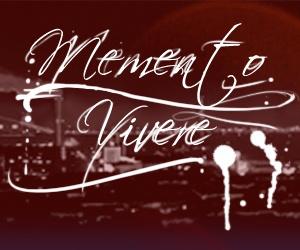 memento vivere//remember to live