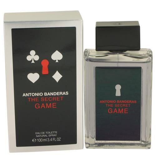 The Secret Game by Antonio Banderas Eau De Toilette Spray 3.4 oz (Men)