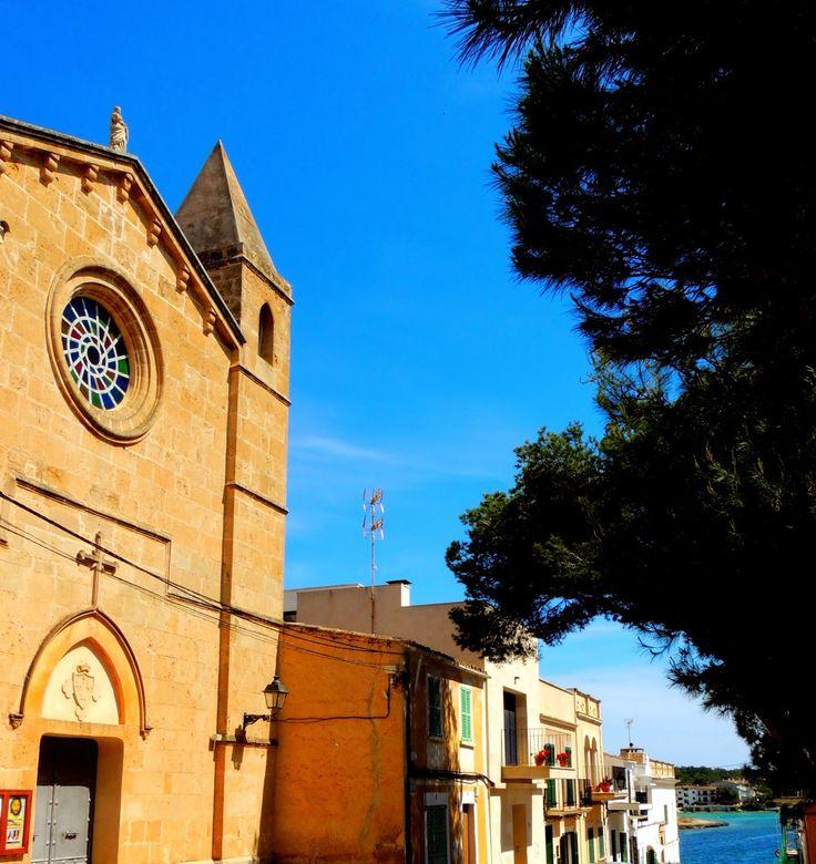 Part Vella de Portocolom - Mallorca - Balearic Islands, Spain.