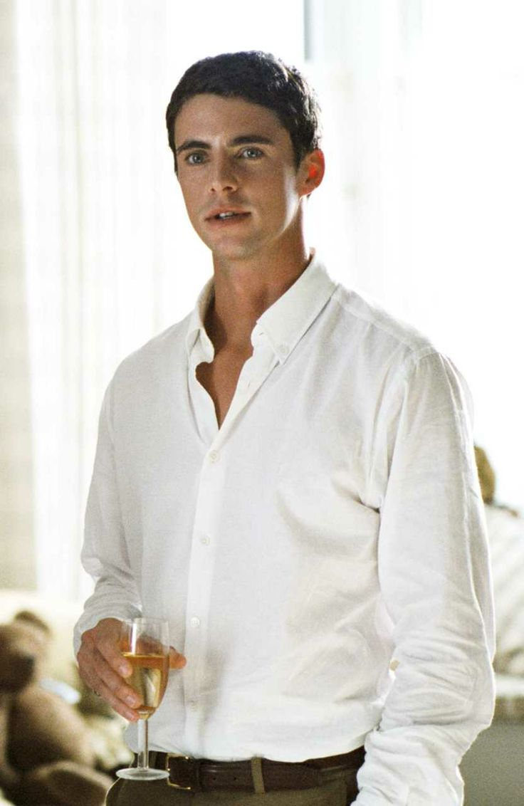 Beautiful Mathew Goode. His accent is what does it for me.