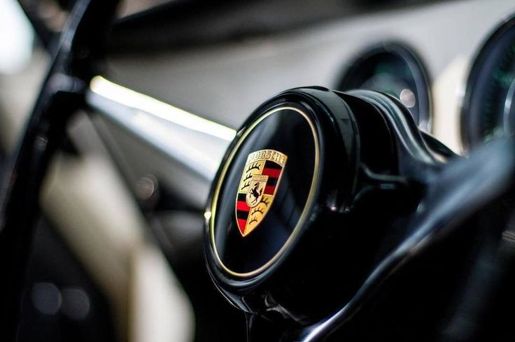 Porsche Logo / Badge / Emblem | C'est un sigle ! | Pinterest