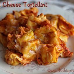 Baked Cheese Tortellini on BigOven: