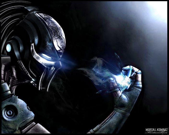 Cyborg Subzero
