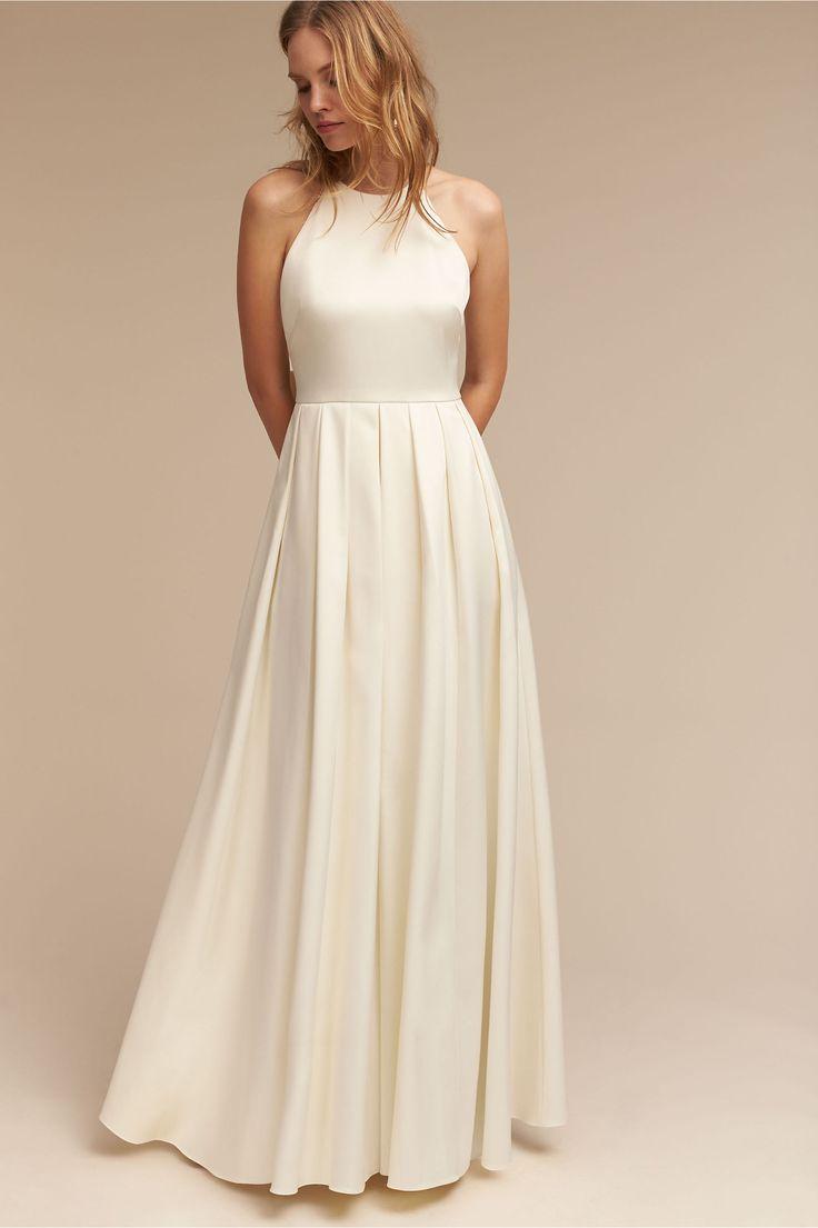 BHLDN Delancey Gown in  Bride Wedding Dresses | BHLDN