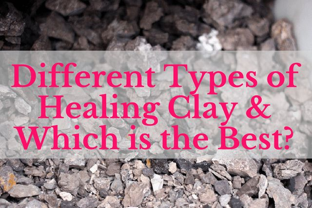 The previous article covered bentonite clay and it's benefits for hair. However, apart from bentonite/montmorillionite healing clay, there are several other types of healing clay out there an…