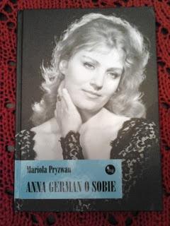 book about Anna German by Mariola Przyzwan