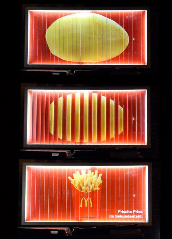 McDonald's Suisse (Zurich) TBWA