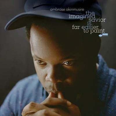 On March 11, trumpeter and composer Ambrose Akinmusire will return with the release of the imagined savior is far easier to paint, an impressive and expansive new album that broadens the palette of his quintet with the addition of guitarist Charles Altura, the OSSO String Quartet, and vocalists Becca Stevens, Theo Bleckmann, and Cold Specks.