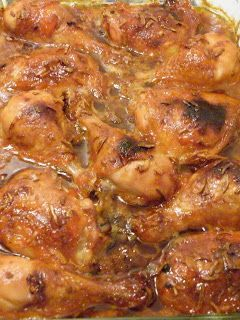 LEARNING TO TRUST: Recipe Love and Mom's Polynesian Chicken