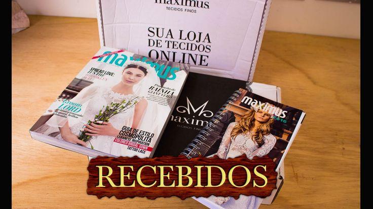 Compras de Tecidos Online: Maximus Tecidos Finos