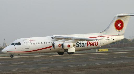 La #aerolinea Star Perú evalúa nuevas rutas fronterizas para el 2014. #Gestion