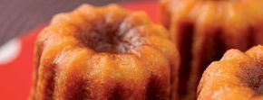 Cannelés pour Cooking Chef Kenwood