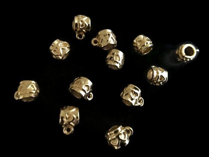 SECOCILCOR8 Separador cilindro con asa corazon en chapa de oro 14k, para pulsera, medidas 8mm, precio x gramo $3.50 pesos, precio medio mayoreo (25 gramos)$3.20, precio mayoreo (50 gramos)$3.10, precio VIP(100 gramos) $3 (peso 1.8 gramos)