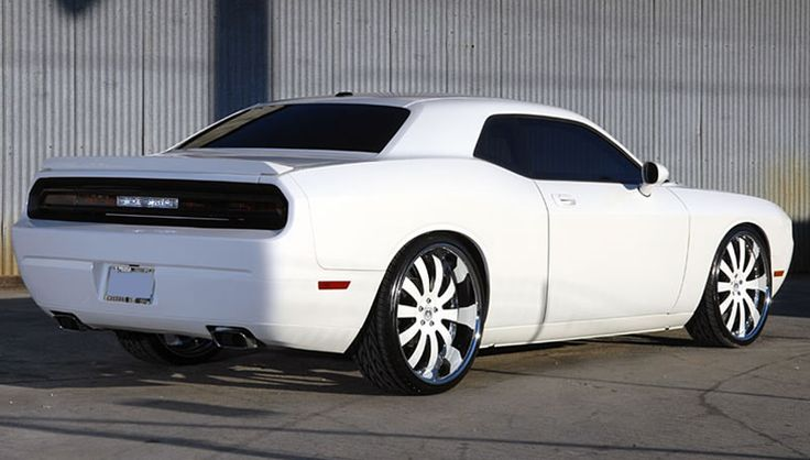 "Dodge challenger or ""the beast"""
