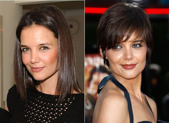 Pixie Cut (Before and After) - YouTube