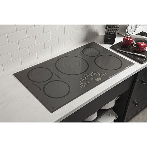 Ge Cafe 36 Induction Electric Cooktop Chp9536sjss Stainless
