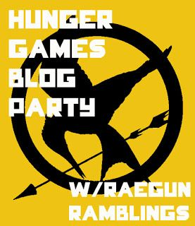 Hunger Games Blog Party and Link Party