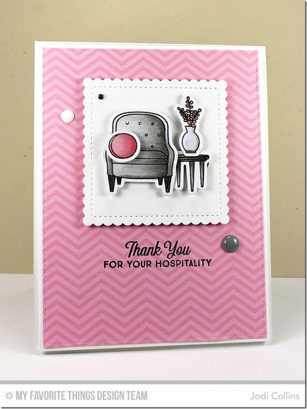 209 best cards new home images on pinterest homemade cards make yourself at home make yourself at home die namics stitched mini scallop m4hsunfo