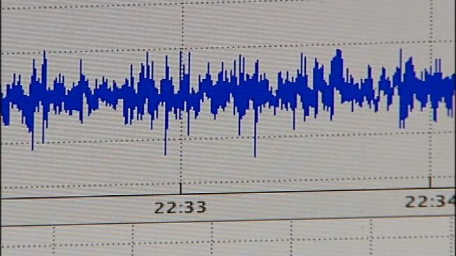January 25, 2015- A 4.1 magnitude earthquake rattled Caldwell, Kansas, in Sumner County, early Sunday morning.