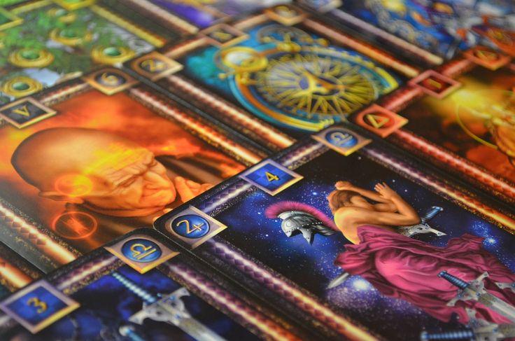My Tarot of Dreams (designed by Ciro Marchetti)