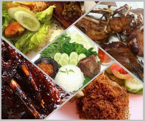 "10 Nasi Bebek Favorit Di Jakarta | OpenRice Indonesia ~ bebek ginyo , bebek gorenf H.slamet . nasi bebek sinjay , bebek garang , bebek dower ,nasi bebek suramadu , bebek kaleyo , pondok suryo begor , bebek ireng suroboyo ""cak baz "" , bebek bengil / menteng jkt pusatdi dekorasi yg elegan , tidak menggunakan MSG MAU PUN MINYAK GORENG . ."