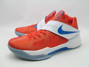 lowest price 29525 1e310 Online Hot Nike KD 4 Un Nerf Custom Kevin Durant Cheap sale