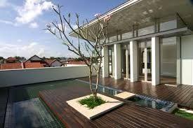 Image result for modern roof garden design